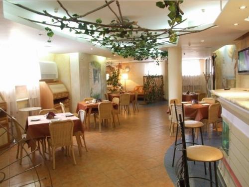 ресторан Mon Plaisir