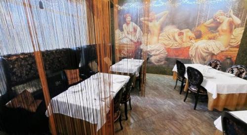 ресторан Gold Room