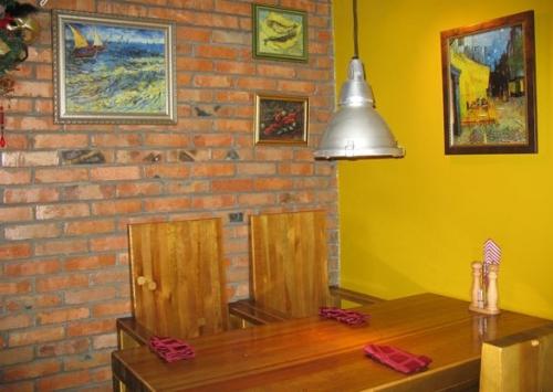 ресторан Vincent