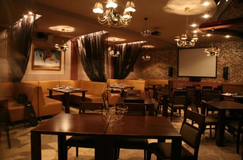ресторан V Дали